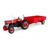 Massey Ferguson MF21 3.5 Ton Hydraulic Tipping Trailer