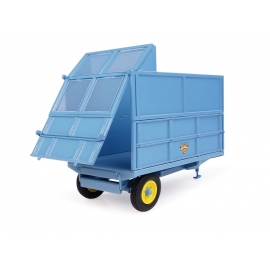 """Weeks """"Convert"""" 3.5 Ton Hydraulic Tipping Trailer with Silage Extension Sides"""