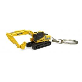 Komatsu HB205LC Hybrid Excavator