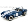 Shelby Cobra 427 S/C (1965) (Blue with White Stripes)
