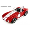 Shelby Cobra 427 S/C (1965) (Red with White Stripes)
