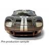 Ford GT40 Mk II 1966 Le Mans 24hrs - 1st Place 2 Bruce McLaren & Chris Amon (Black) - Post-race Dirty Version