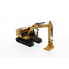 Cat® 323 Hydraulic Excavator with 4 Work Tools - Next Generation