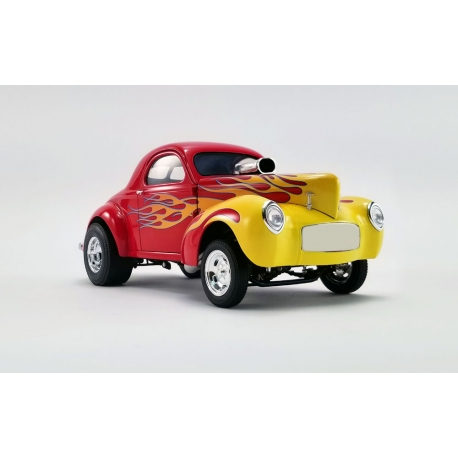 Gasser (1941) (Red & Yellow Flames)