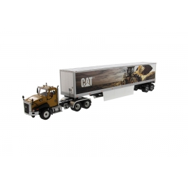 Cat® CT660 with Cat® Mural Trailers