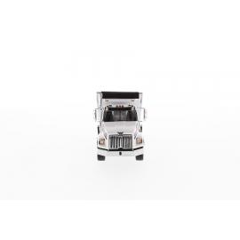 Western Star 4700SB Dump Truck (White) Cab/Body