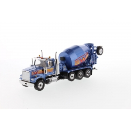 Western Star 4900 Mixer-Metallic Blue