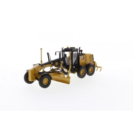 Cat® M323F Railroad Wheeled Excavator (Safety Yellow)