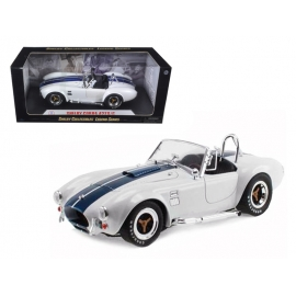 Shelby Cobra 427 S/C (1965) (White with Blue Stripes)