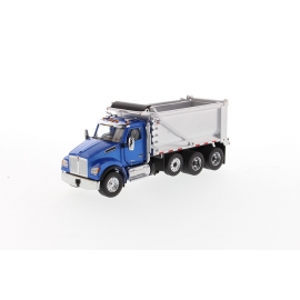 International HX620 SB OX Stampede Dump Truck - Red