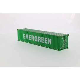 40' Dry Sea Container - Green