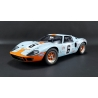 Ford GT40 Mk I - 1969 Le Mans Champion 6 Jacky Ickx & Jackie Oliver