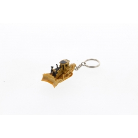 CAT Micro D8T Track Type Tractor Keychain keyring