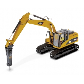 Cat® 320D L Hydraulic Excavator with Hammer