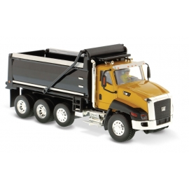 Cat® CT660 Dump Truck (Yellow)